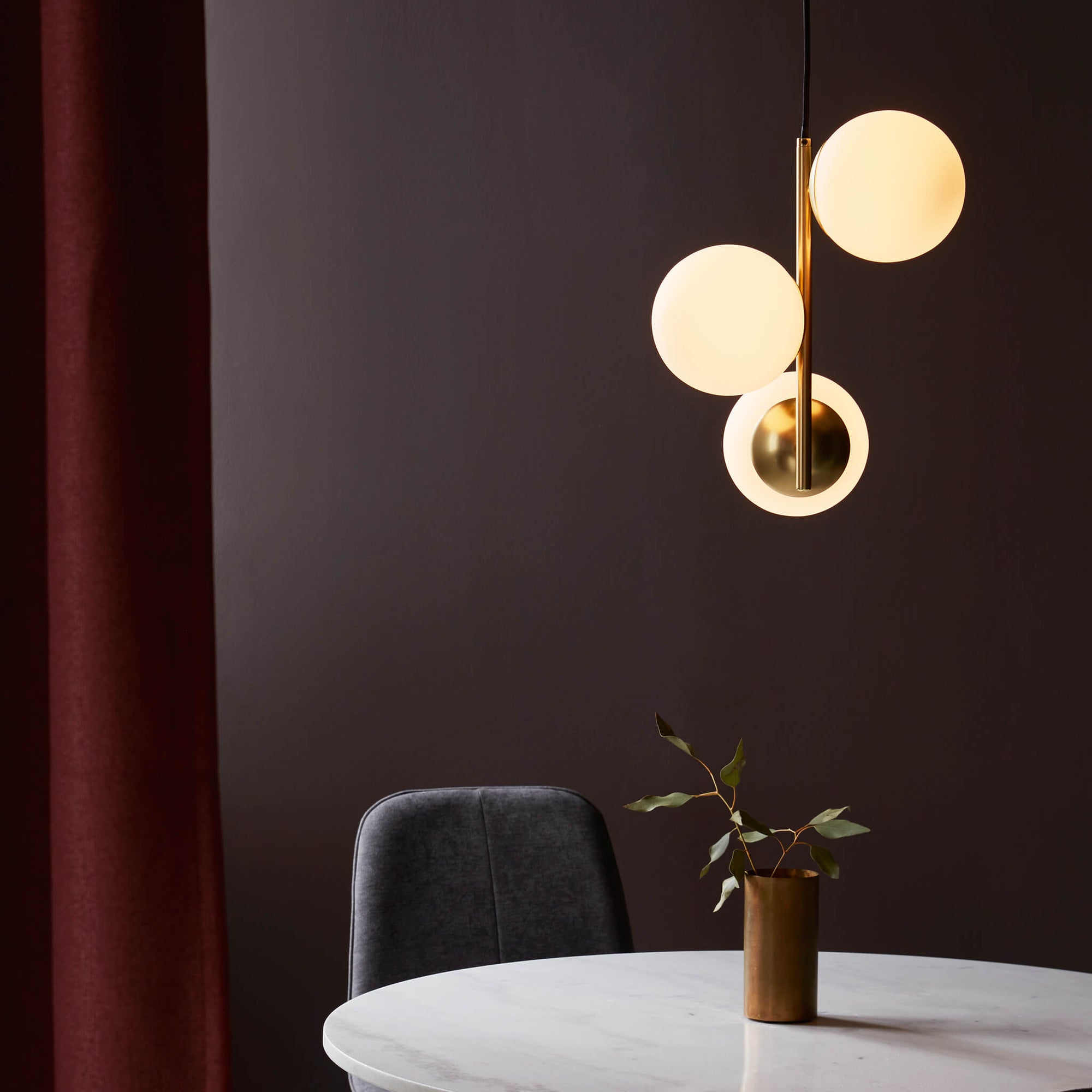Nordlux Lilly Pendant Light - -Lampsy