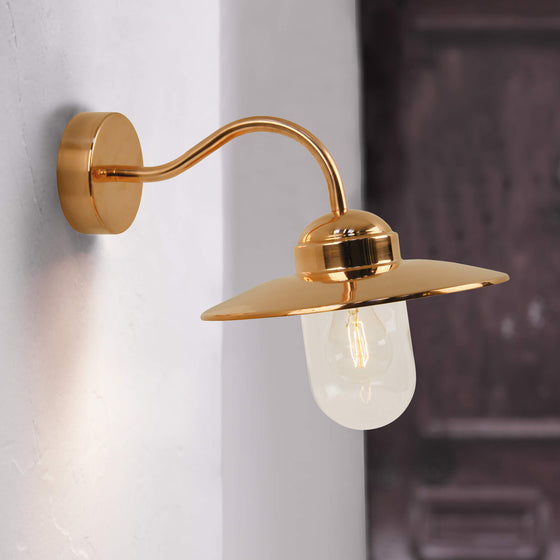 Luxembourg Outdoor Wall Light