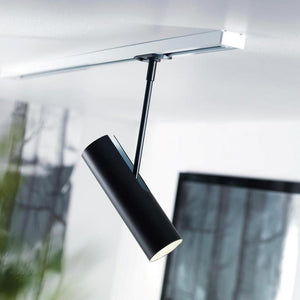 Nordlux DFTP MIB Link Track Spotlight - Black - Ceiling Lights - Lampsy