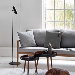 Nordlux DFTP Mib 6 Floor Lamp - Black - Floor Lamps - Lampsy