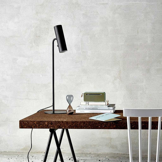 Nordlux DFTP Mib 6 Table Lamp - Black - Table Lamps - Lampsy