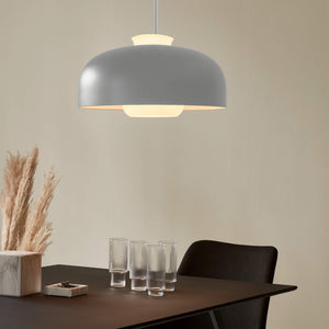 Nordlux Miry Pendant Light - Grey-Lampsy