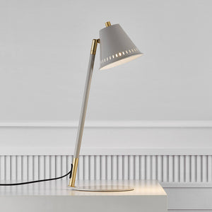 Nordlux Pine Table Lamp - Grey-Lampsy
