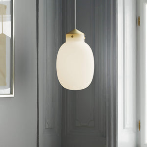 Raito Glass Globe Pendant Light