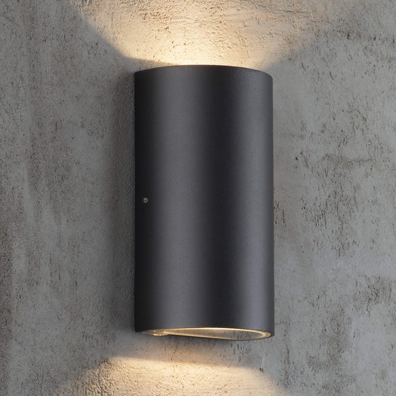 Rold Outdoor Round Wall Light