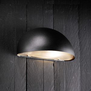Nordlux Scorpius Wall Light - Std-Black-Lampsy