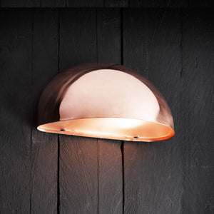Nordlux Scorpius Wall Light - Std-Copper-Lampsy