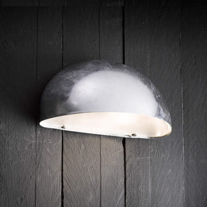 Nordlux Scorpius Wall Light - Std-Galvanised-Lampsy