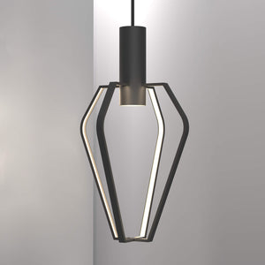 Spider LED Pendant Lamp - Black