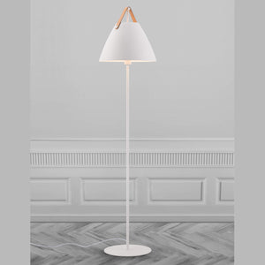 Nordlux Strap Floor Lamp - -Lampsy