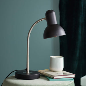 Nordlux Texas Table Lamp - Black-Lampsy