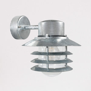 Nordlux Vejers Down Wall Lantern - -Lampsy