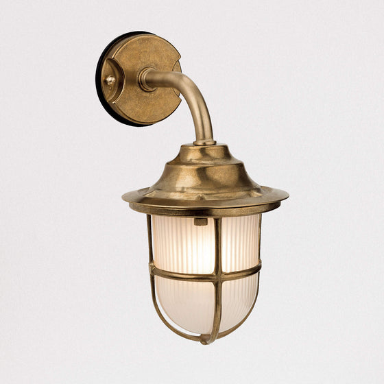 Ottone Nautical Wall Lantern