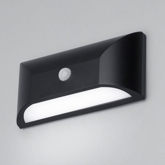 Kace LED Sensor Wall Downlighter