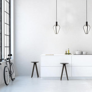 Nordlux Spider LED Pendant Lamp - Black - Ceiling Lights - Lampsy