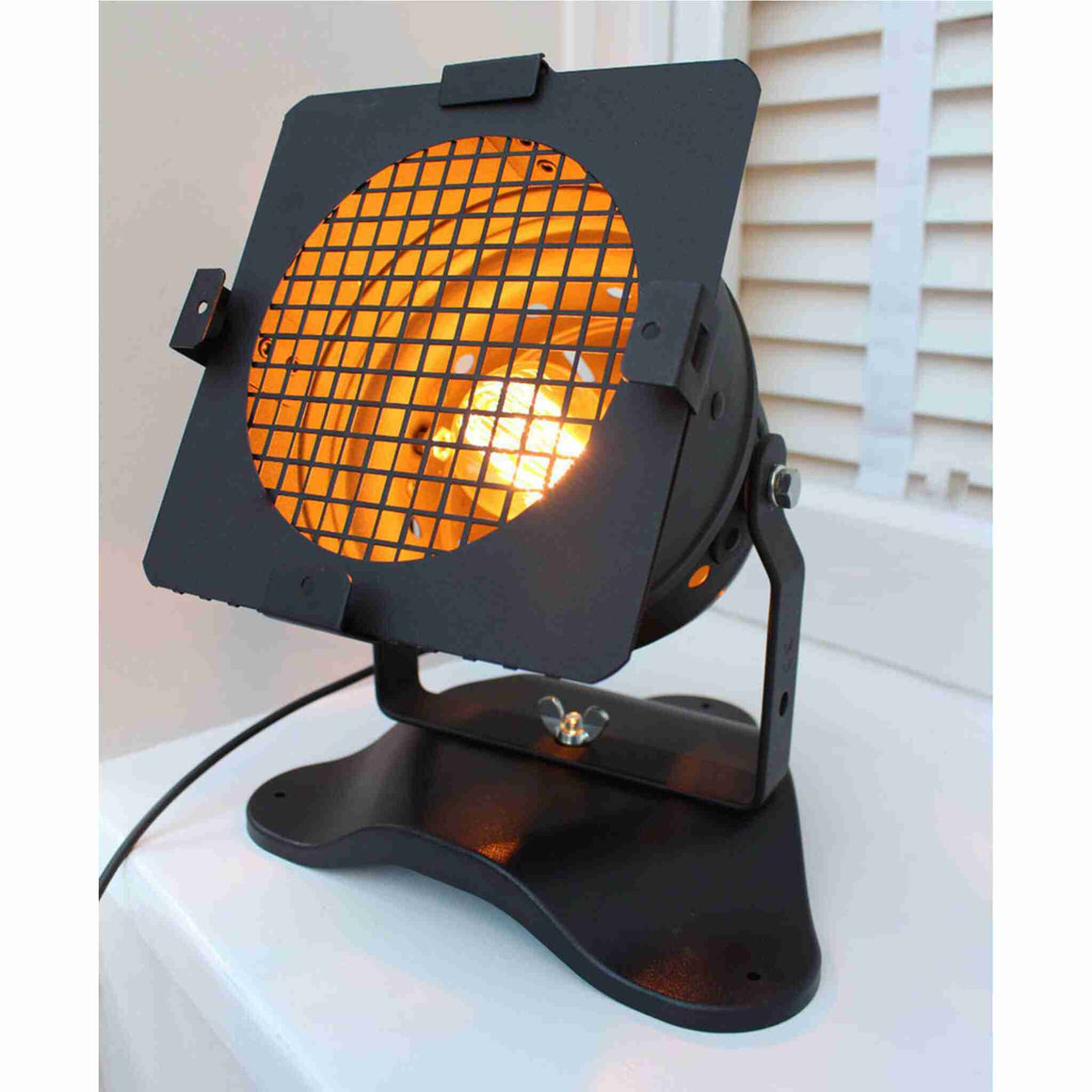 Lampsy Theatre Spot Light Table Lamp - Black - Table Lamps - Lampsy