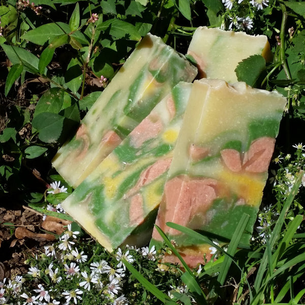 Citrus Splash Handmade Natural Soap