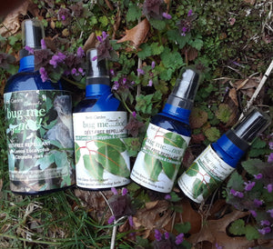 Bug Me Not - Organic, Natural Tick and Mosquito Repellant Spray