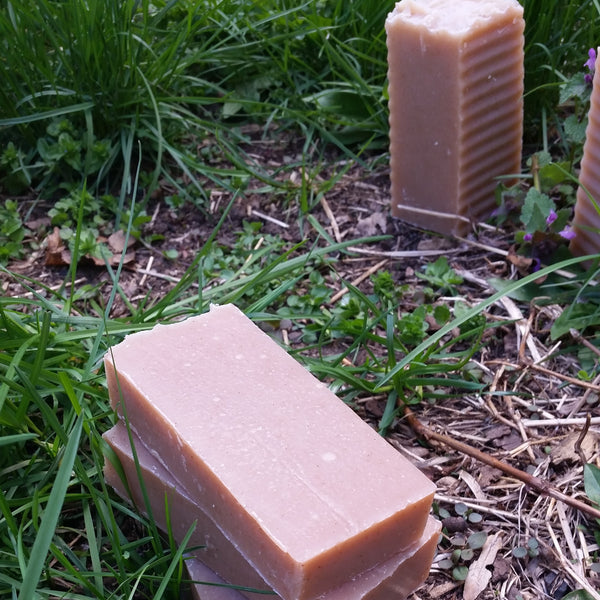 Jewelweed Handmade Natural Soap