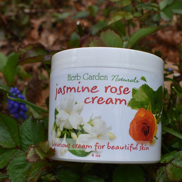 Jasmine Rose Organic Beauty Cream
