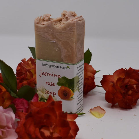 Jasmine Rose Handmade Natural Soap