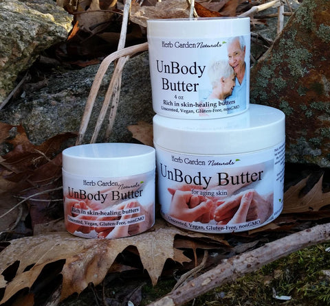 UnBody Butter Organic Cream