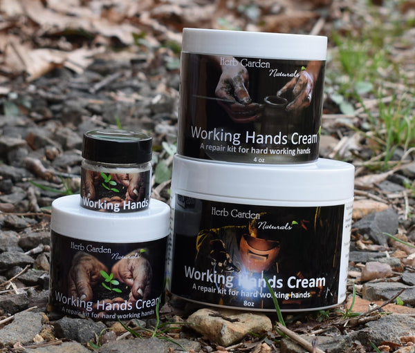 Working Hands - a Serious Skin Repair Kit