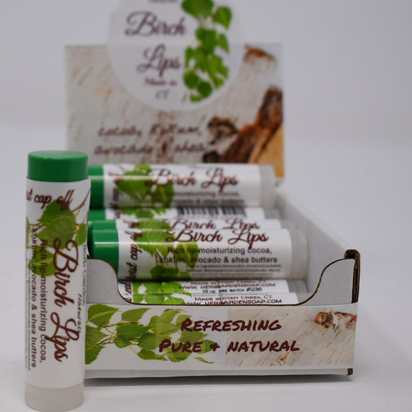 Birch Lips Organic Lip Butter