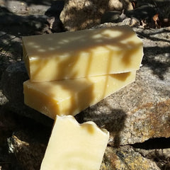 Lemongrass Natural Handmade Soap
