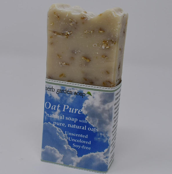 Oat Pure Natural Handmade Soap