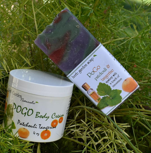 Pogo Organic Body Cream