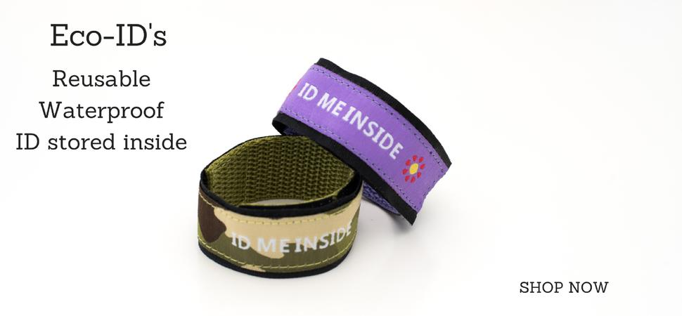 child id wristband