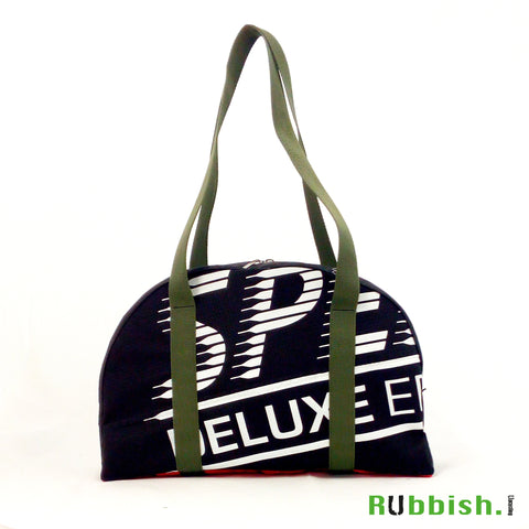 flysurfer deluxe, bowling bag made of recycled kite