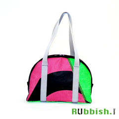 bowling bag made of recycled sail kitesurf or paraglider