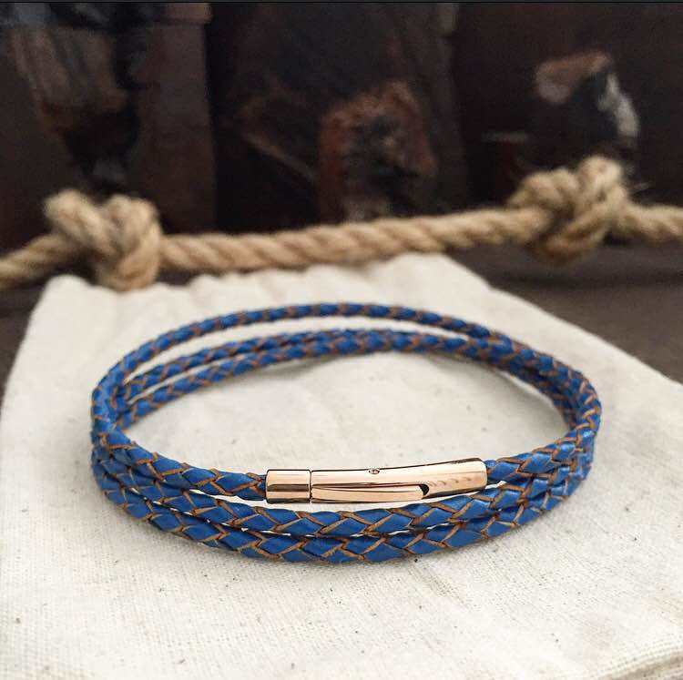 ROYAL BLUE - BRACELETSCLUB