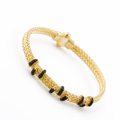 Yellow Eagle Bracelet