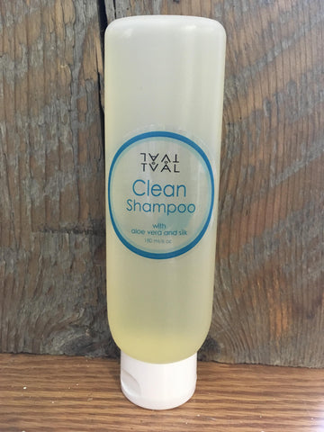 Liquid Shampoo - Clean (Unscented)