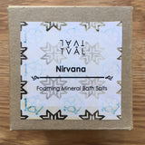 Foaming Mineral Bath Salt - Nirvana
