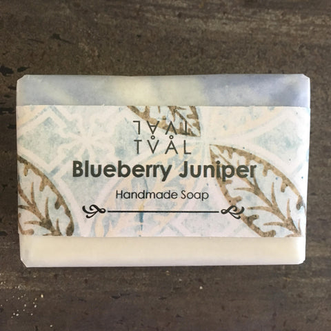 Bar Soap - Blueberry Juniper