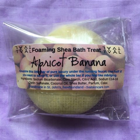 Bath Treat - Apricot Banana