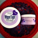 Whipped Sugar - Blueberry Pie