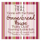 Christmas 'Gone with the Fairies' (Fairy Dust) Foaming Bubble Bath