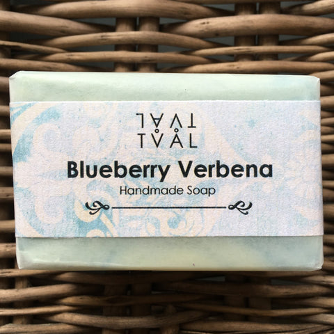 Blueberry Verbena - Bar Soap
