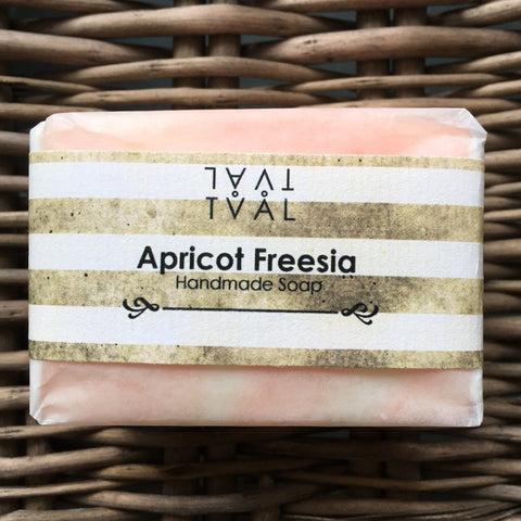 Bar Soap - Apricot Freesia