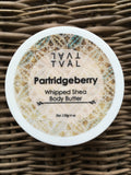 Partridgeberry - Body Butter