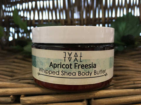 Body Butter - Apricot Freesia