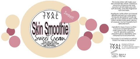 Sweet Cream - Hand & Body Lotion