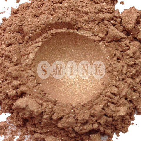 Smink Loose Mineral Shimmering Eyeshadow - Birch Beer