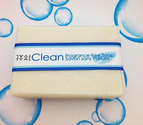 Clean - Bar Soap