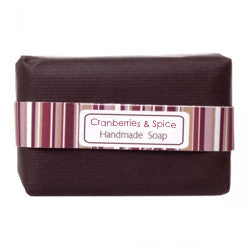 Cranberries & Spice - Bar Soap